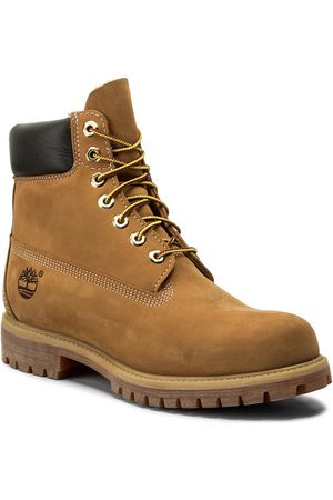 Timberland Trapery - Premium 6 Inch Boot 10061/TB0100617131 Wheat Nubuck