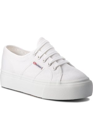 Superga Tenisówki - 2790 Acotw Linea Up And Down S0001L0 White 901