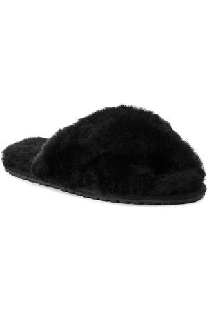 Emu Kobieta Kapcie - Kapcie - Mayberry W11573 Black