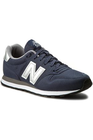 New Balance Sneakersy - GM500NAY Granatowy