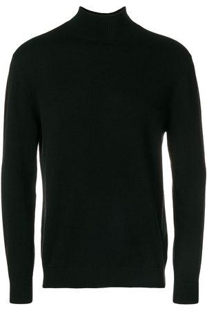 N.PEAL Mężczyzna Swetry i Pulowery - Black