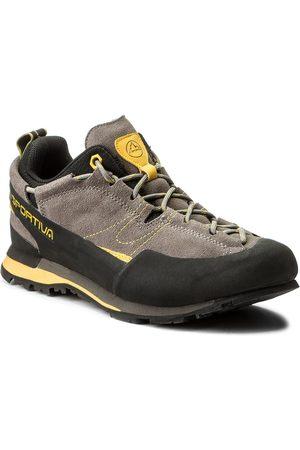La Sportiva Mężczyzna Buty trekkingowe - Trekkingi - Boulder X 838GY Grey/Yellow