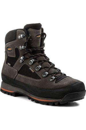 Aku Mężczyzna Buty trekkingowe - Trekkingi - Conero Gtx GORE-TEX 878.4 Black/Grey 058