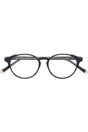 Retrosuperfuture Okulary przeciwsłoneczne - Black