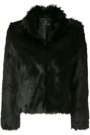 Unreal Fur Kobieta Kurtki puchowe - Black