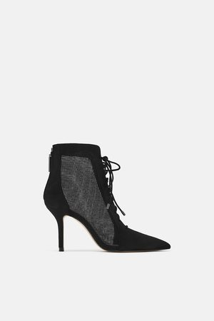 dobre damskie kozaki Zara, porównaj ceny i kup online