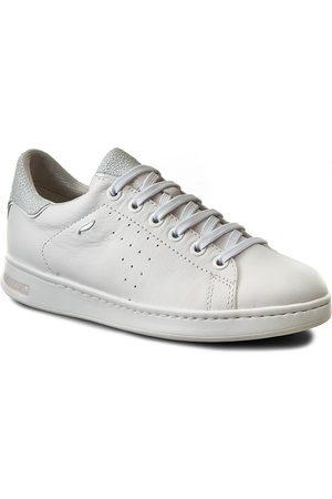 Geox Kobieta Buty casual - Sneakersy - D Jaysen A D621BA 00085 C1001 White