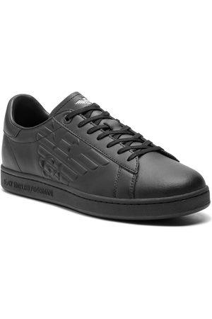 Armani Mężczyzna Sneakersy - Sneakersy - X8X001 XCC51 A083 Triple Black