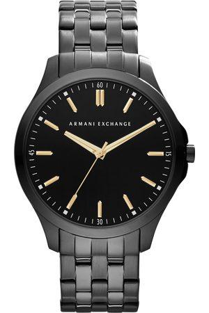 Armani Mężczyzna Zegarki - Zegarek - Hampton AX2144 Grey/Black
