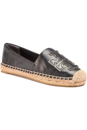 Tory Burch Espadryle - Ines Espadrille 52035 Perfect Black/Perfect Black/Silver 013