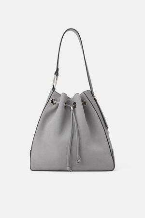 434bbd632d1b0 torba typu worek damskie torby Zara, porównaj ceny i kup online