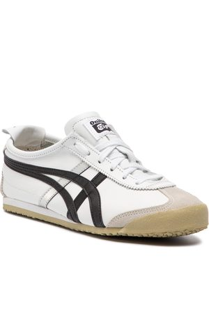 Asics Sneakersy - ONITSUKA TIGER Mexico 66 DL408 White/Black 0190