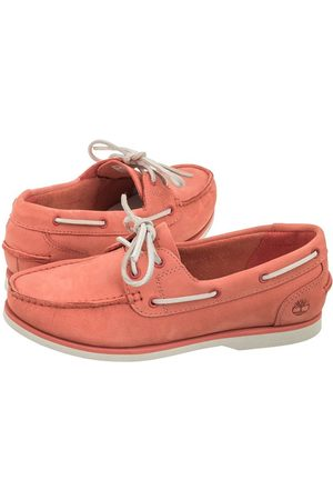 Timberland Classic Boat Unlined Crabapple A1NB9 (TI65-a)