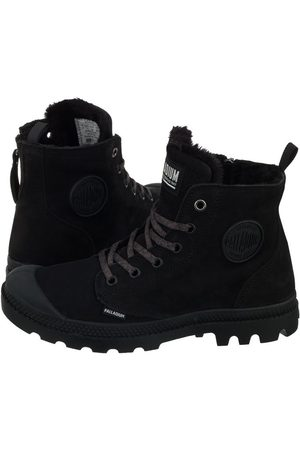 Palladium Pampa Hi Zip WL Black 95982-010-M (PA45-a)