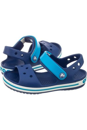 Crocs Crocband Sandal Kids Blue/Ocean 12856-4BX (CR39-l)