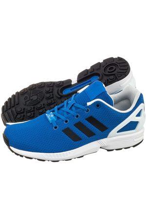 Buty adidas Zx Flux J BB2408 BlueCblackFtwwht