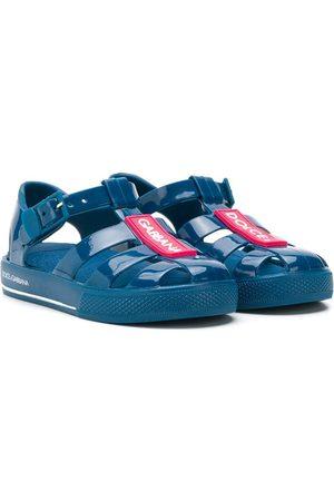 Dolce & Gabbana Chłopiec Sandały - Blue