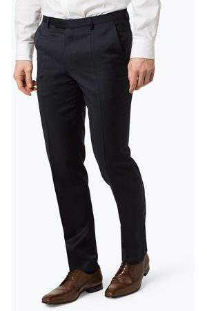 HUGO BOSS Męskie spodnie od garnituru modułowego – Lenon1