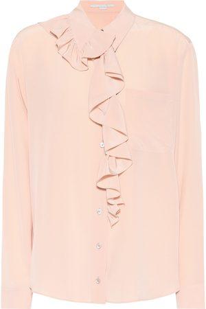 Stella McCartney Samantha silk shirt