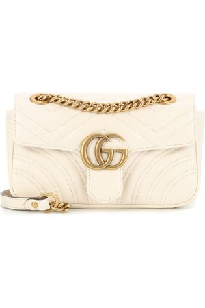 Gucci Kobieta Torebki - GG Marmont Mini leather crossbody bag
