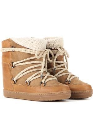 Isabel Marant Kobieta Botki - Nowles ankle boots