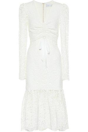 Rebecca Vallance Le Saint lace dress