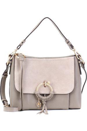 Chloé Kobieta Torebki - Joan Small leather crossbody bag