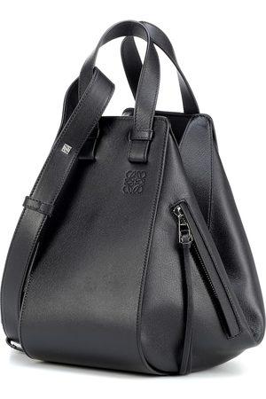 Loewe Hammock Small leather shoulder bag