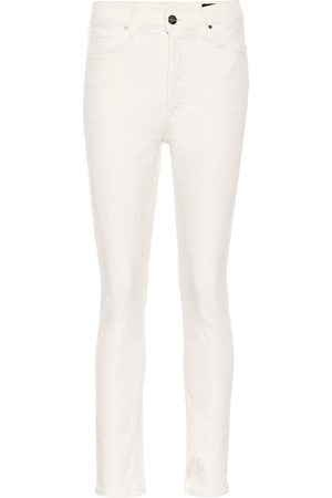 Goldsign Kobieta Straight - The High-Rise Slim-Straight jeans