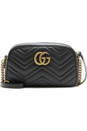 Gucci Kobieta Torebki - GG Marmont Small leather shoulder bag