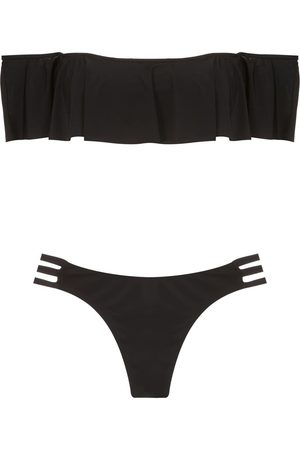 Brigitte Kobieta Bikini - Black