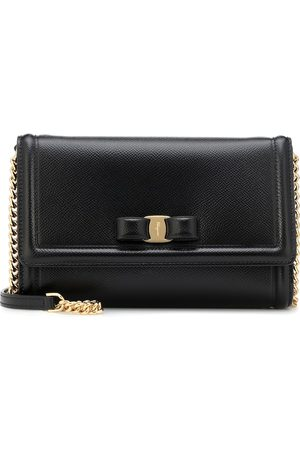 Salvatore Ferragamo Vara Mini leather shoulder bag