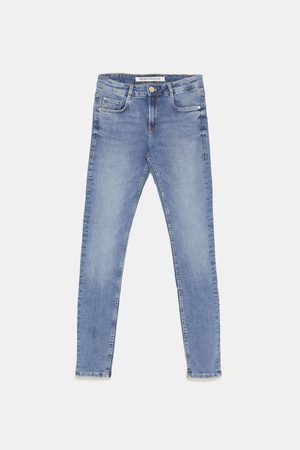 Zara LOW-RISE SCULPT JEGGINGS
