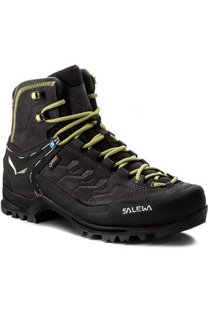 Salewa Mężczyzna Buty trekkingowe - Trekkingi - Rapace Gtx GORE-TEX 61332-0960 Night Black/Kamille