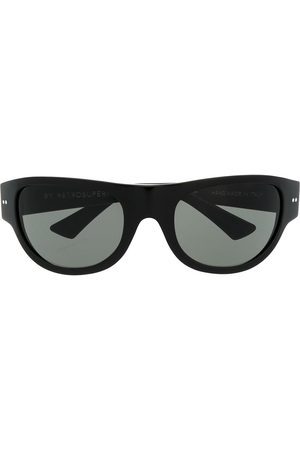 Retrosuperfuture Black Italian Acetate