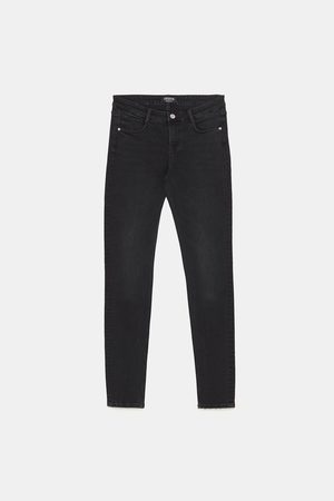 Zara LOW-RISE SCULPT JEANS