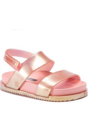 Melissa Sandały - Mini Cosmic Sandal Bb 32332 Pink/Metallic Pink 52902