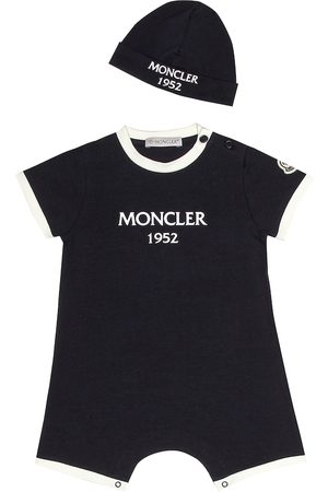 Moncler Onesie and hat set