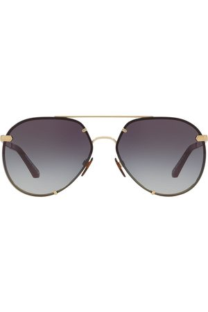 Burberry Eyewear Gold