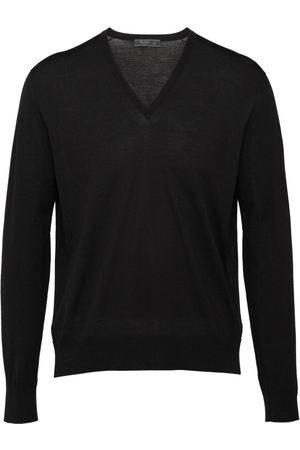 Prada Mężczyzna Swetry i Pulowery - Black