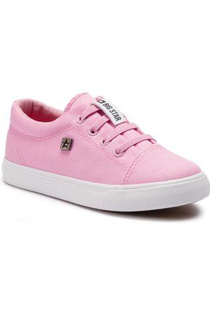 Big Star Sneakersy - DD374076 Pink