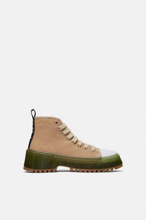 11bfc267 buty sportowe sklep damskie buty kryte Zara, porównaj ceny i kup online