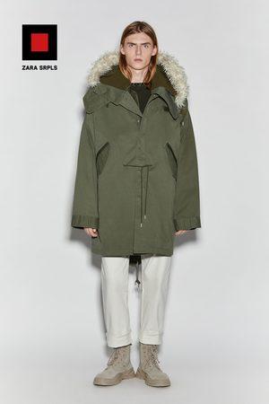 Zara MLTRY PRK 01