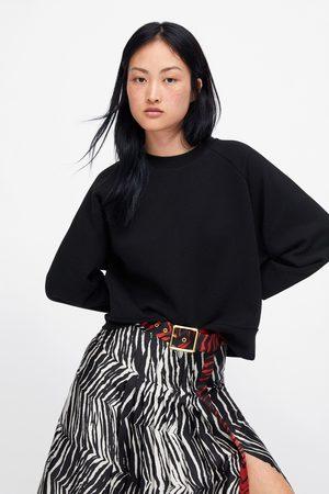 Zara Plush sweatshirt