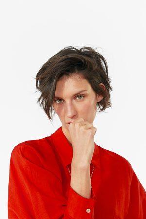 Zara Oversized shirt with pocket