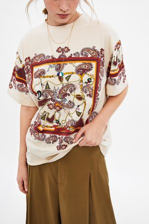 Zara Koszulka z motywem zwariowanych melodii © warner bros