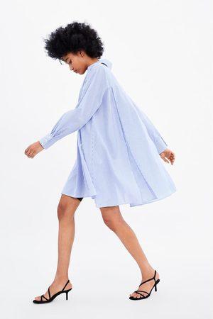 Zara Koszula oversize w paski