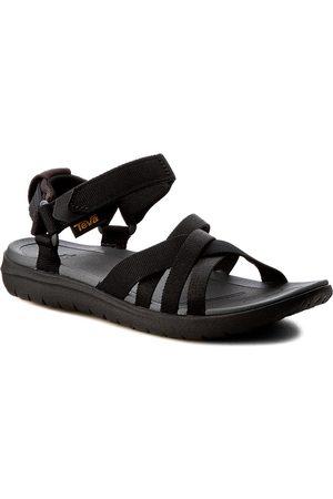 Teva Kobieta Sandały - Sandały - W Sanborn Sandal 1015161 Black
