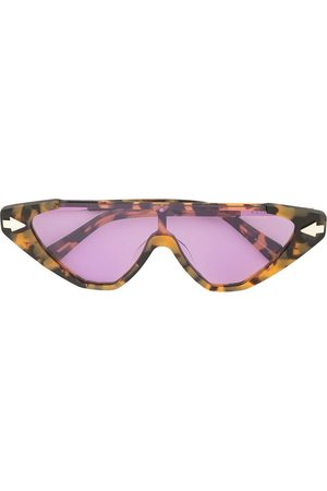 Karen Walker Okulary przeciwsłoneczne - Brown
