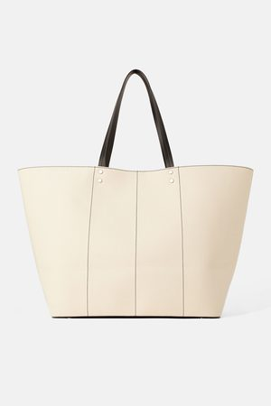 Zara Torba typu shopper xxl join life